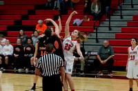 Girls Basketball at Bellefontaine